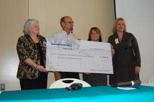 Consumers Energy Award